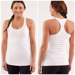Lululemon Cool Racerback *Gingham
